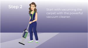 cabin carpet deep cleaning, Cabin Carpet Deep Cleaning, SHOU Solution, SHOU Solution